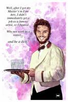 Odd Waiter