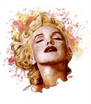 Marylin by redghostman