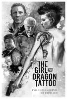 Dragon Tattoo by redghostman