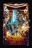 The Force Awakens Remake by redghostman