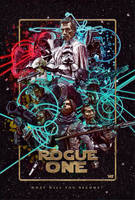 Rogue One by redghostman