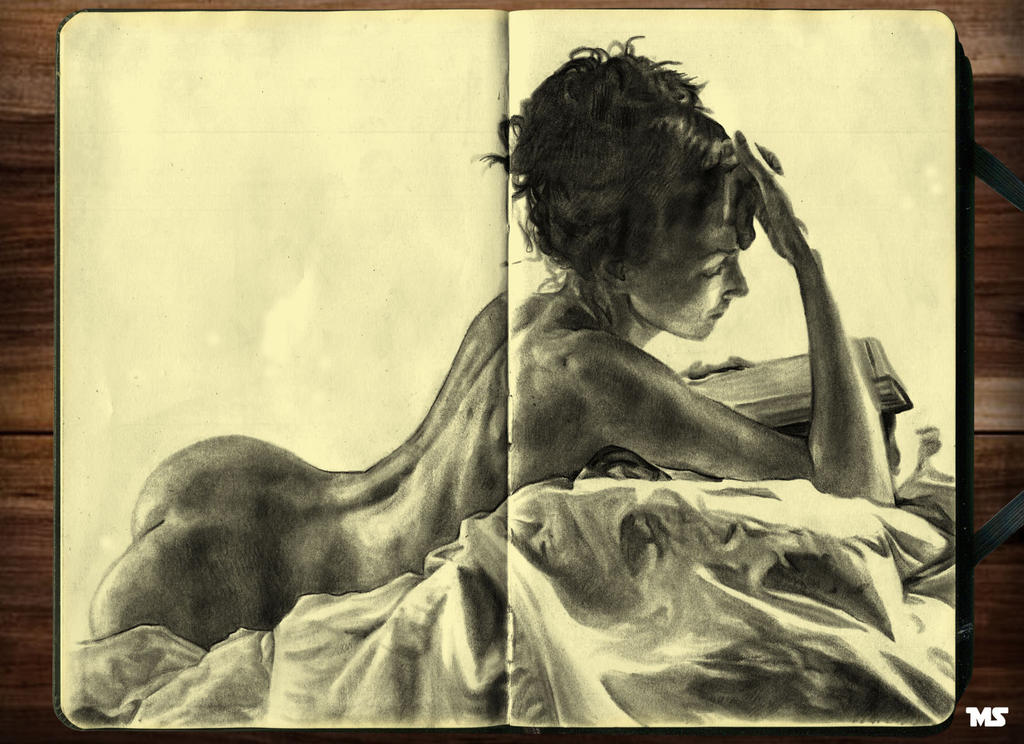 Sketchbook pg1-2 by redghostman