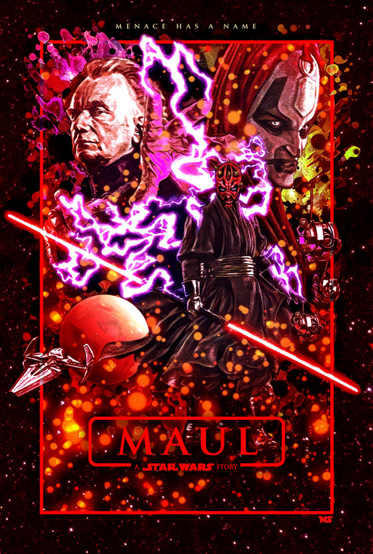 Maul : A Star Wars Story by redghostman