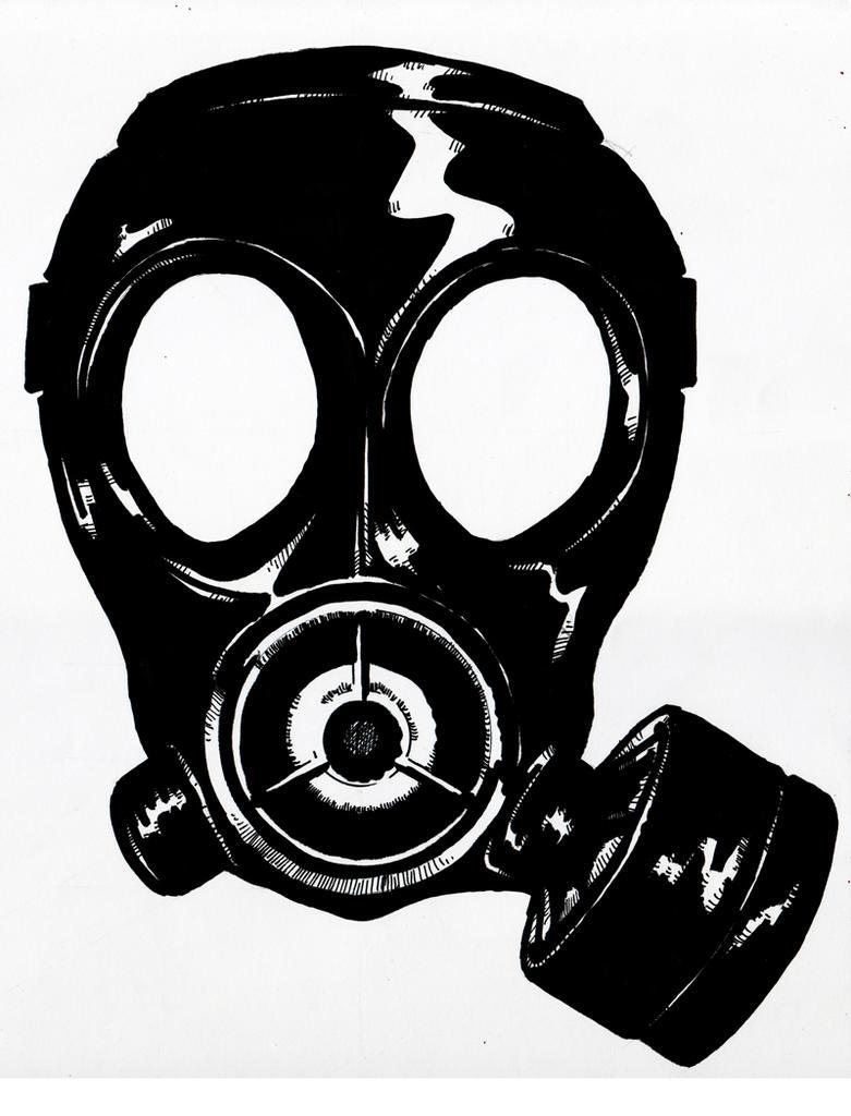 T Shirt Design Gasmask By Imperialseu On Deviantart