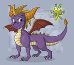 That Purple Dragon