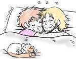 sleeping 2p france and england