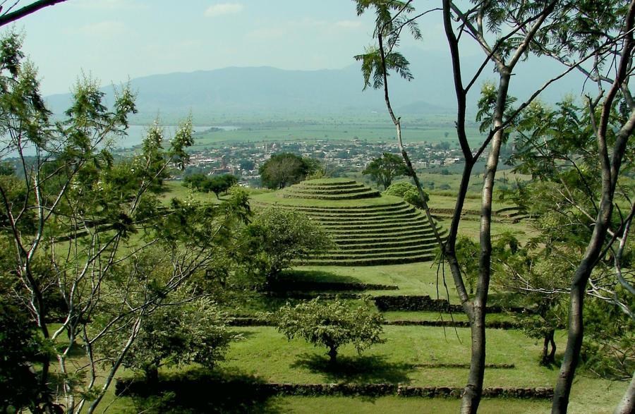 Las zonas arqueólogicas de Guadalajara