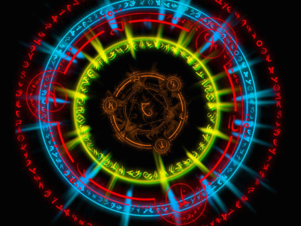Arcane Circles Arcane Circles by Graffer66