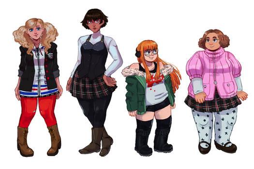 P5 Girls