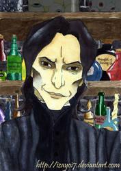 The Potionsmaster by Izayoi7