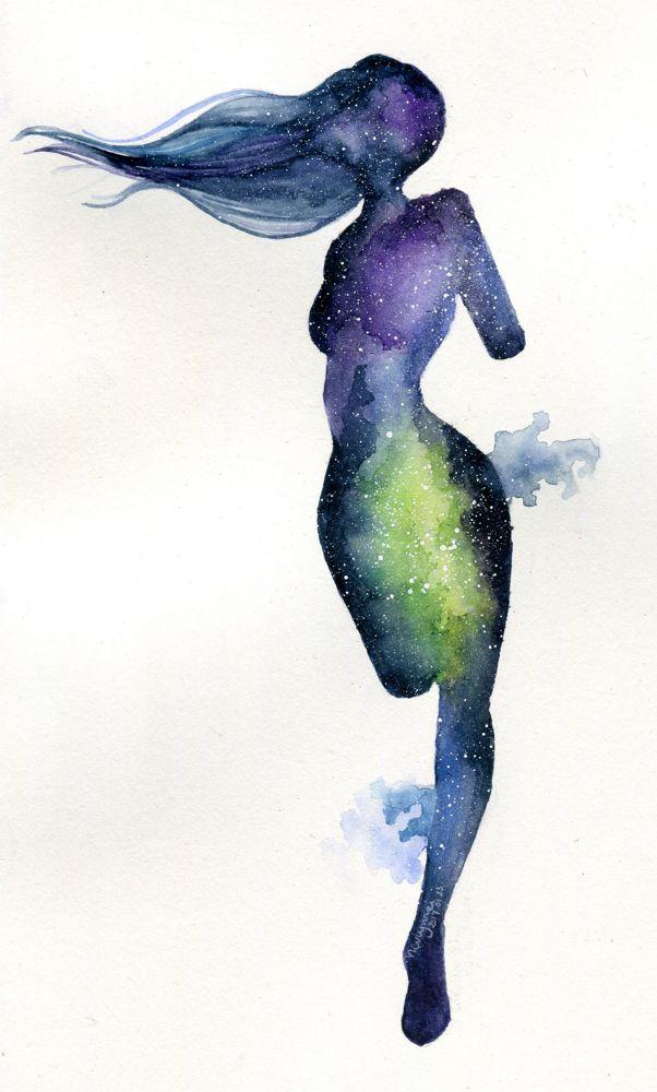 Stars by nevlynnei