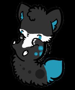 Adoptable Baby Fox 1