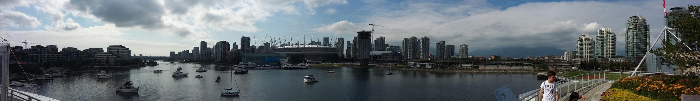 Vancouver panorama Shot by HeitorSatlerMacedo