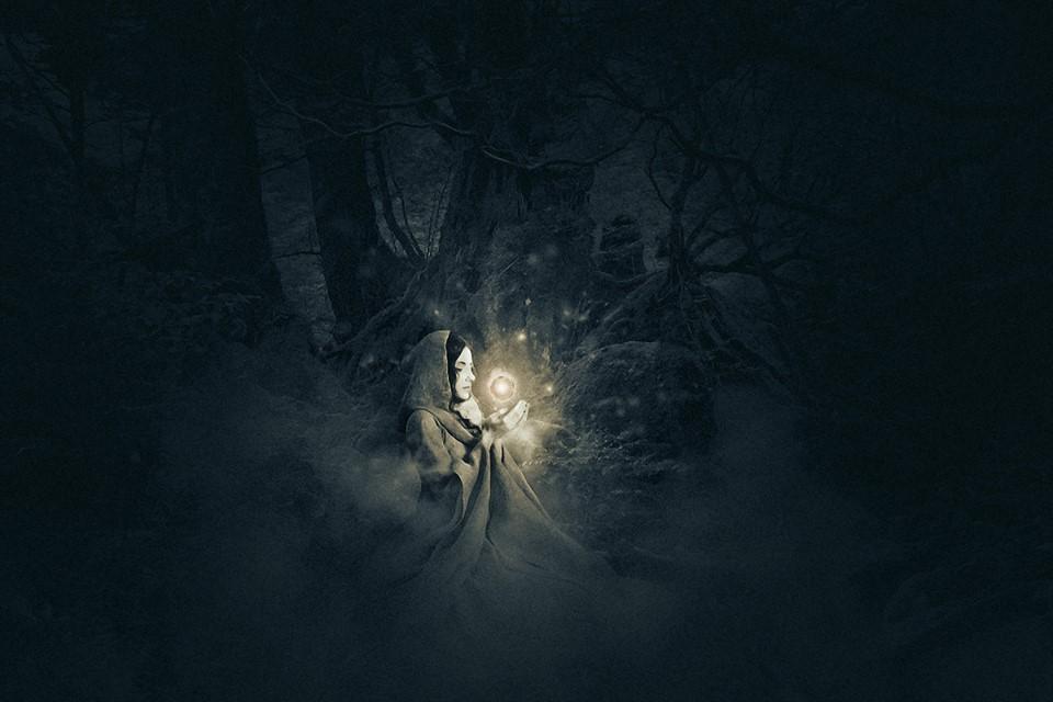 Fantasyforest by SpaceTacoKitten