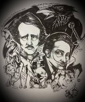 Poe and Dali