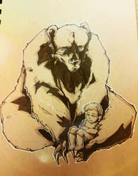 bear means family