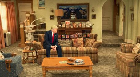 Trump Sets the Roseanne Barr on Nostalgia