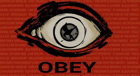 YA (Why A) Dystopia