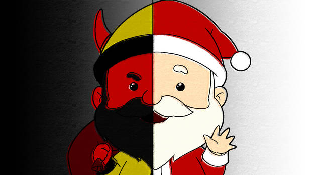 The Morality of Naughty or Nice