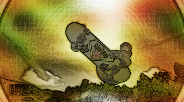 Skate 2 logo