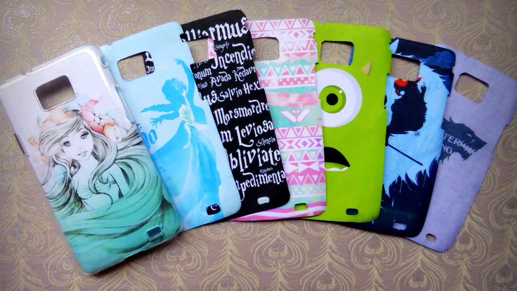 How to how to make a homemade phone case : Super Easy DIY Phone Cases by RubyReminiscence on deviantART
