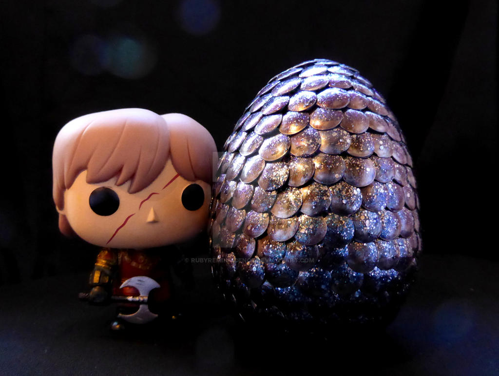 How To Make A Dragon Egg: Stepbystep Tutorial By Rubyreminiscence