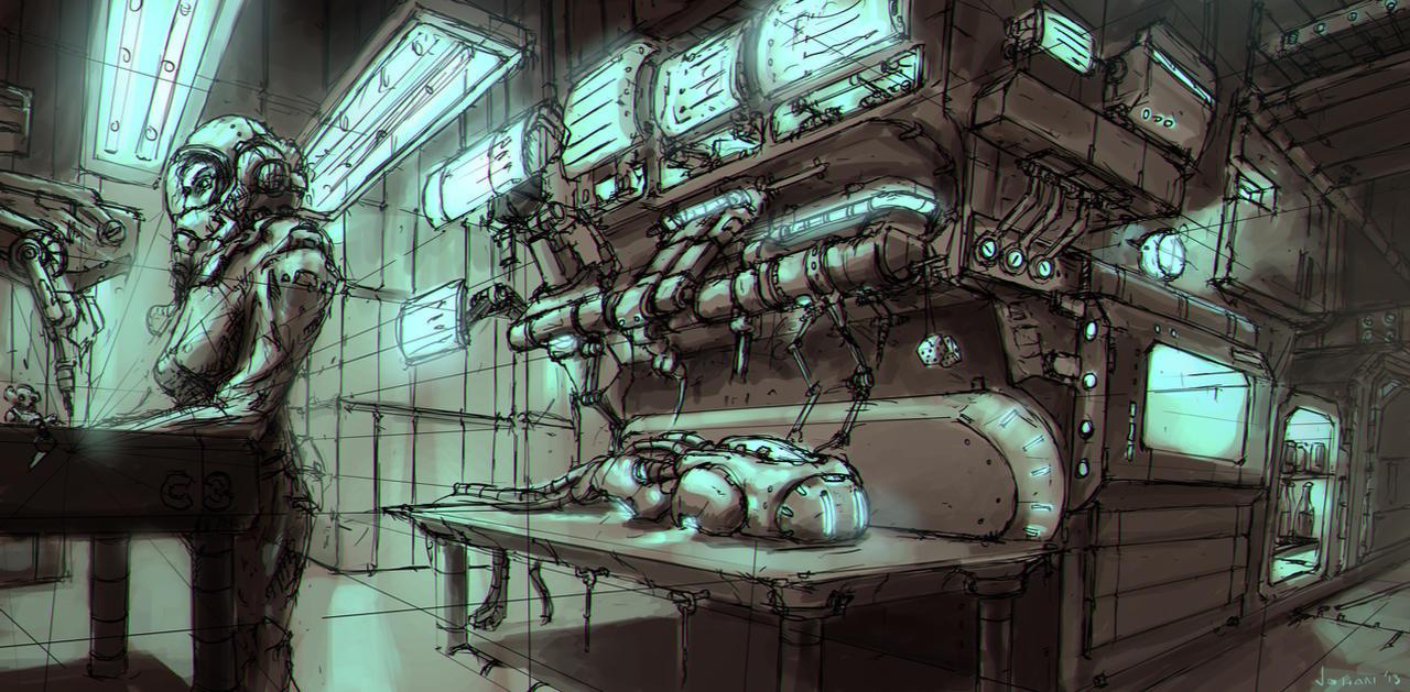 Trama principal Concept_art__laboratory_by_espj_o-d685qfv