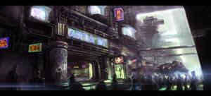 Concept Art: Area 27