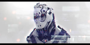 Concept Art: Droid by ESPj-o