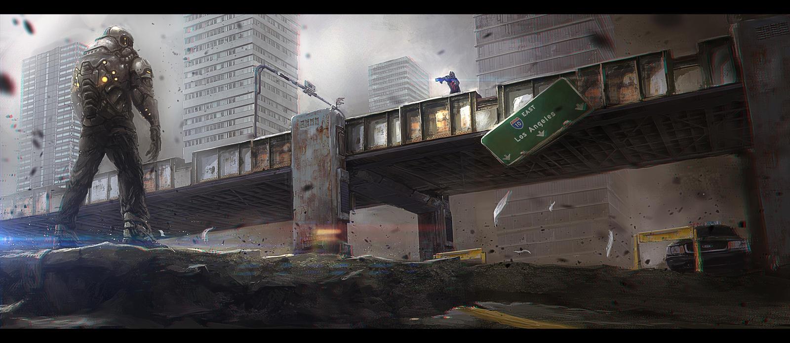Concept Art: Aftermath by ESPj-o