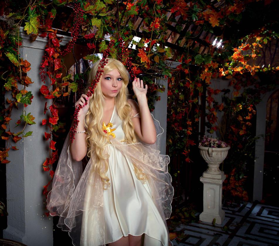 Princess of the Sun Rosalinda by Moonychka