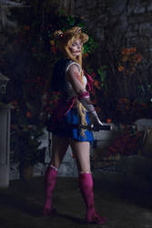 Pretty Guardian Sailor Zombie by Moonychka