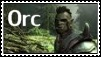 Orc Stamp by CrimsonArk