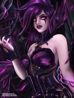 Morgana by Millalol