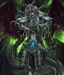 Flaei, Night Elf Demon Hunter