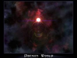 Daemon World by darkblade