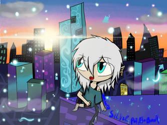 City lights by lunawolf567