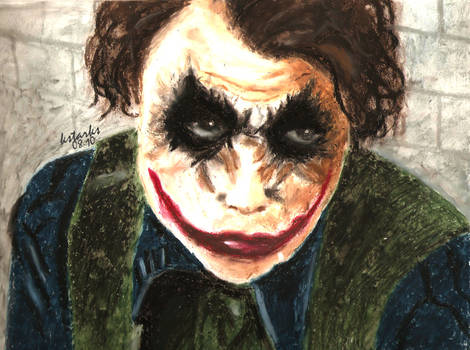 Joker - why so serious?