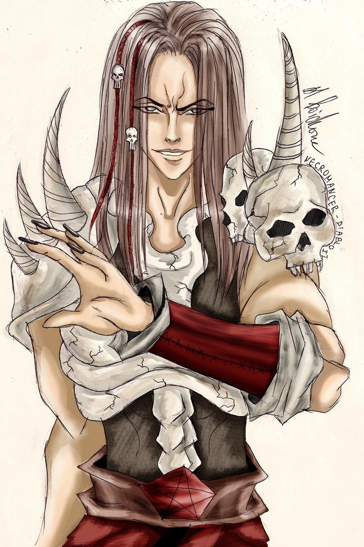 Necromancer_Diablo-II by MasterKenny
