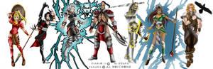 Diablo-II-CharacterClasses