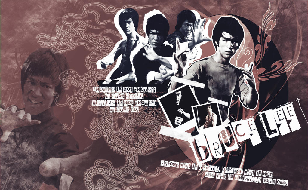 wallpaper bruce lee. Bruce-Lee_wallpaper by