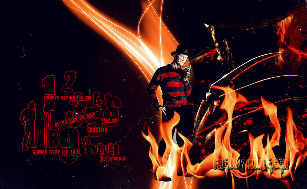 Freddy Krueger 2010 Wallpaper 4 1440900