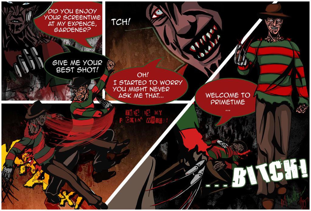 Freddy-VS-Freddy by MasterKenny