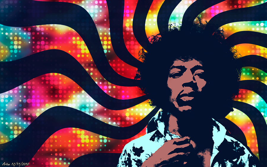Hendrix version psicodelic by arttux on deviantart hendrix version psicodelic by arttux altavistaventures Choice Image