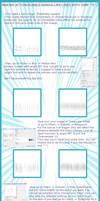 GIMP-Action Manga-like Lines