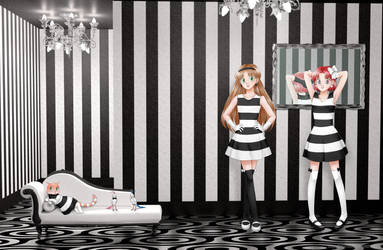 Black and White by starca