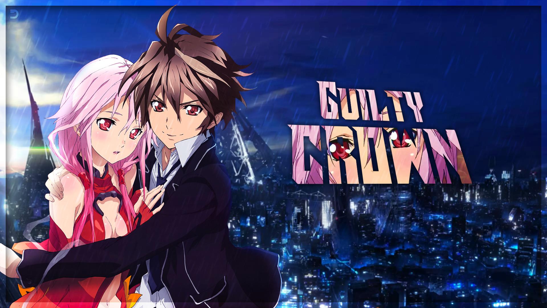 Guilty Crown - Desktop Wallpaper FULL HD by iDavix on ...