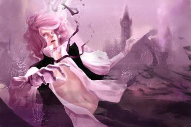 sinking Prince by Emilyena