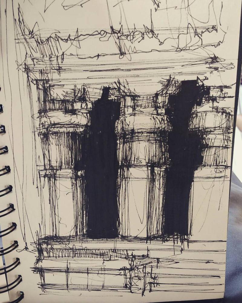 Pillars by Swarn22
