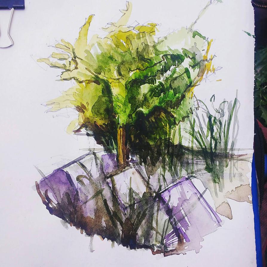bush  by Swarn22